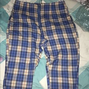Trousers from boohoo